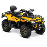 Can-Am Outlander G1 (2005 - 2011)